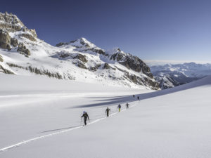 Ski raide dans les Aravis 20