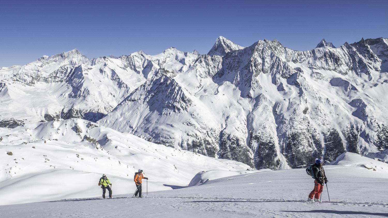 Ski randonnée Stubai Otztal