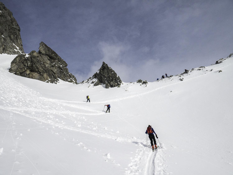 ski randonnée suisse centrale