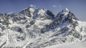 ski randonnée Bernina