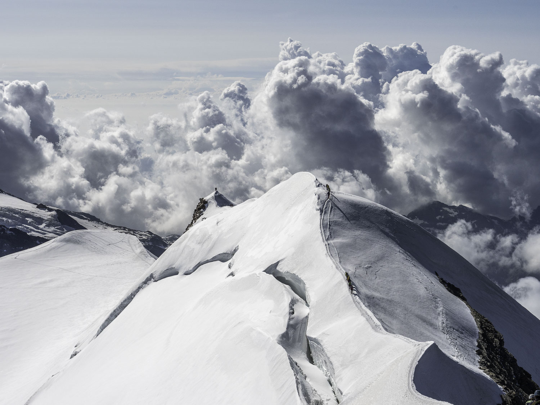 4000 Saas Fee en alpinisme