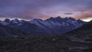 Traversée Alphubel Taschhorn Dom en alpinisme