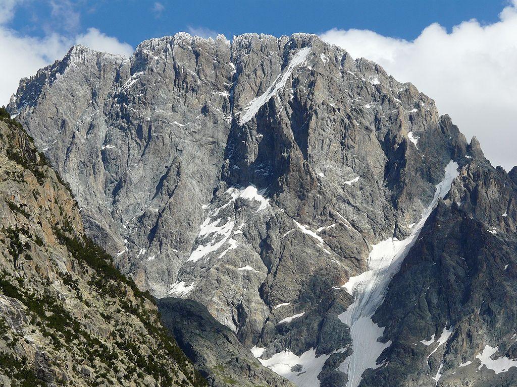 Grande course alpinisme Ecrins