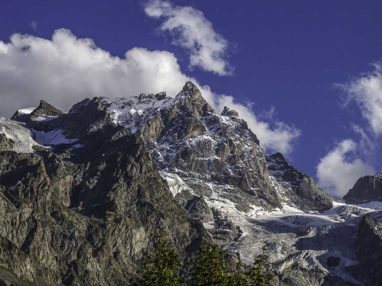 Meije Pave Gaspard en alpinisme