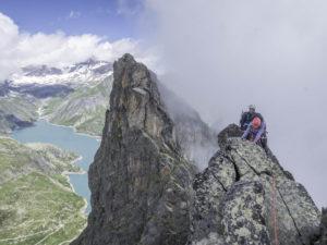 Stage Initiation Alpinisme bivouac