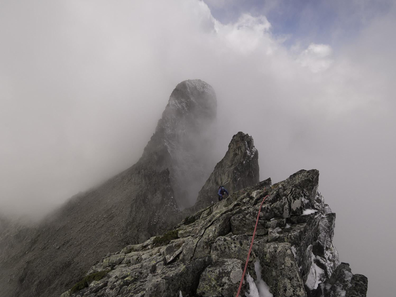 Alpinisme Mercantour