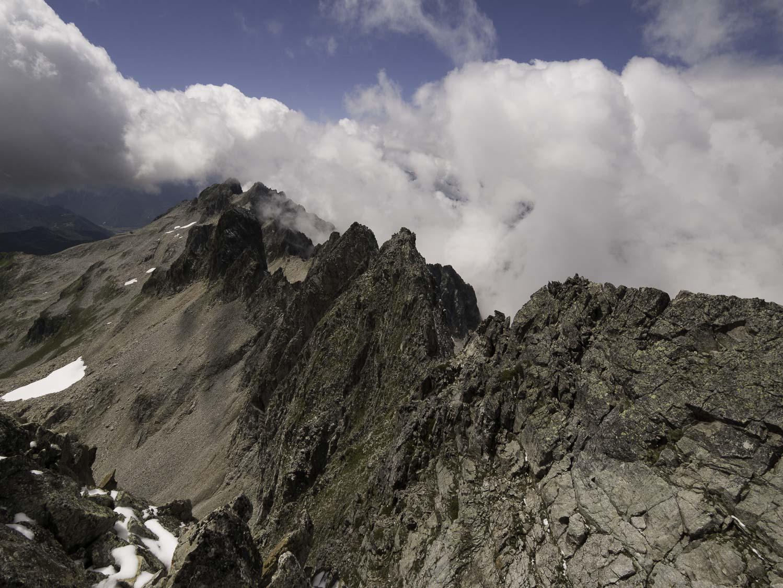 arête bérhault en alpinisme