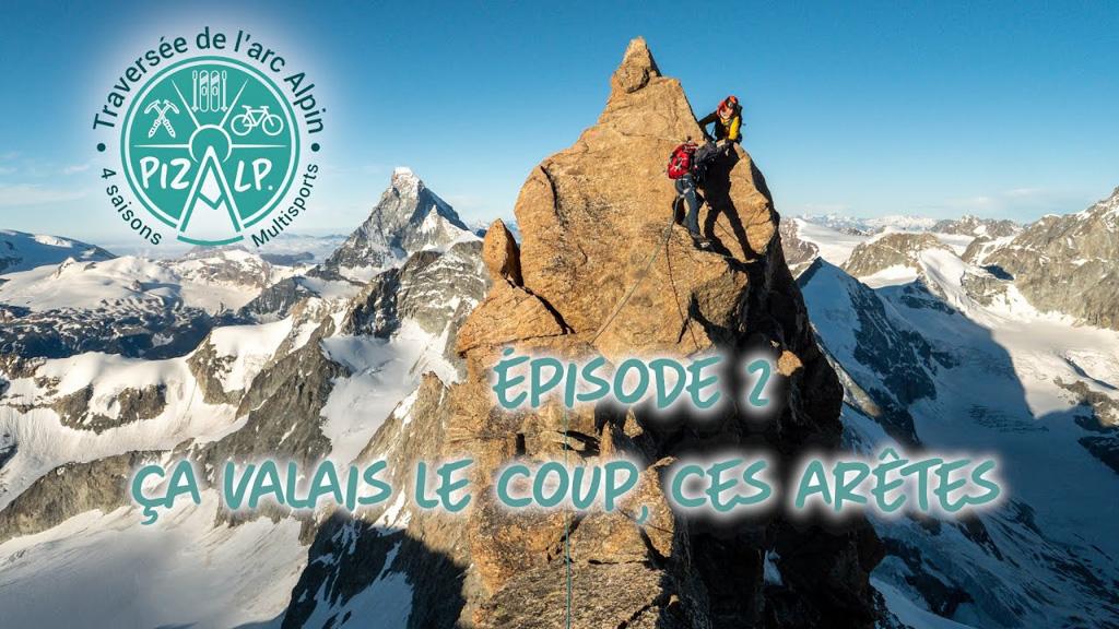 Episode 2 - Ca Valais le coup ces arêtes