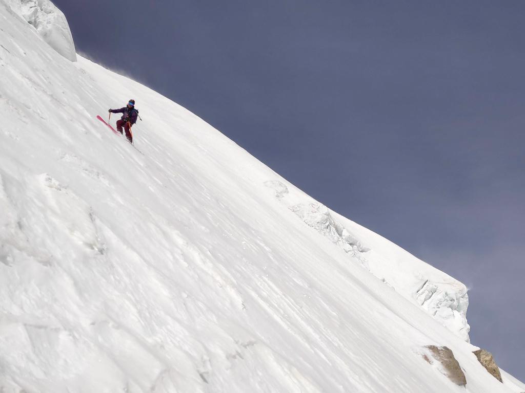 """Stage ski de pente raide """"pratiquant averti"""" 4"""