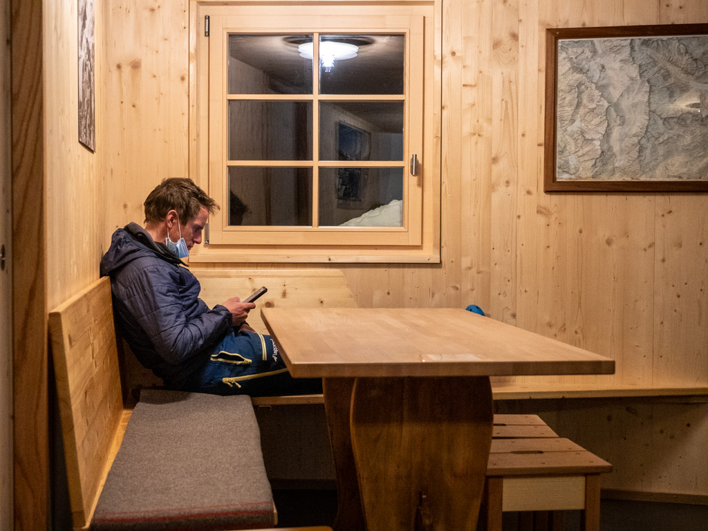 Le guide geek sur son téléphone pour préparer soit la journée du lendemain, soit ses prochains raids à ski.