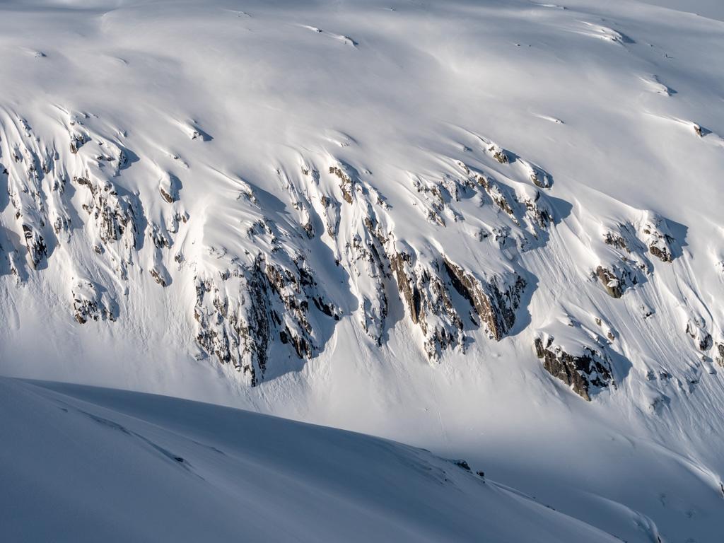 Ski poudre autour d'Andermatt 7
