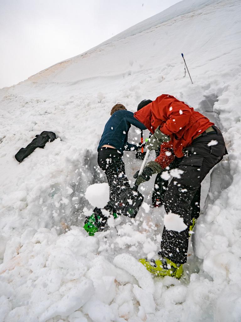 Formation Neige Avalanche et Glacier 7